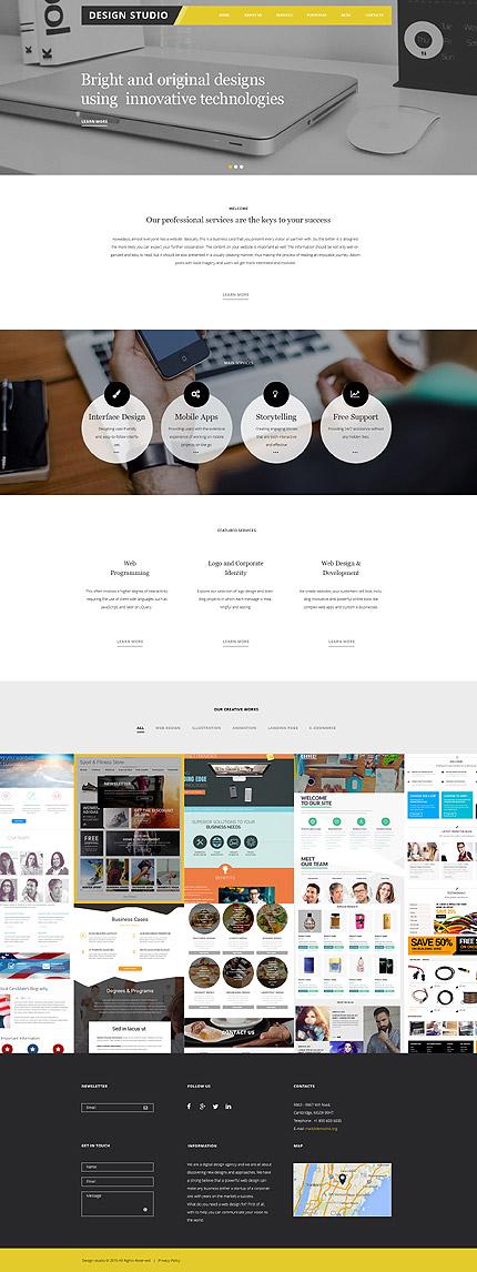 Website Design WP Theme