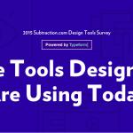 世界で使われているツールはどれ!?デザイナーの使っている人気ツールが分かる調査結果!